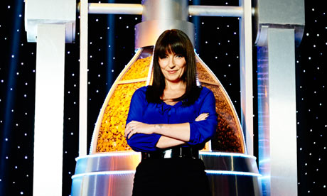 Davina McCall's Hourglass of Horror!